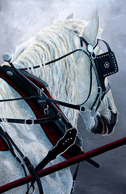 Acrylics Painting - Driving Force by Kimberly Shinn