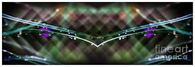 Droplets Abstract Original by Yumi Johnson