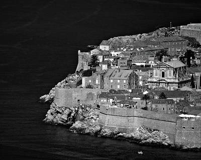 Photograph - Dubrovnik by Mario Celzner