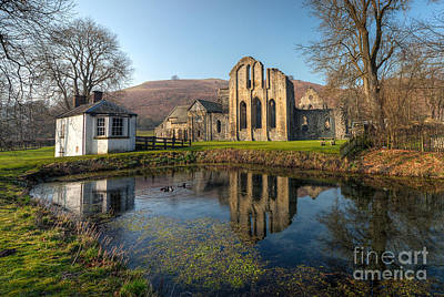 Valle Photograph - Duck Pond by Adrian Evans