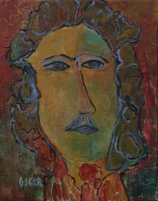 Painting - Dumas by Oscar Penalber
