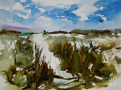 Painting - Dunes by Julianne Felton