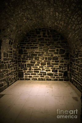 Dungeon Photograph - Dungeon by Edward Fielding