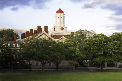 Dunster House Harvard University Print by Kate Hannon