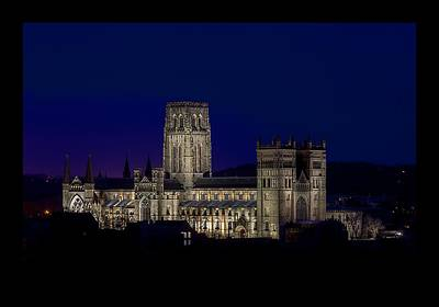 Durham Cathedral Print by Kevin Wise