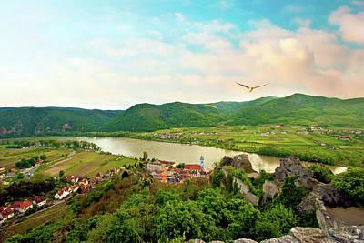 Durnstein Photograph - Durnstein, Austria, Wachau Valley by Miva Stock