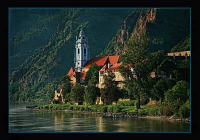Durnstein Photograph - Durnstein On The Danube by Ronald Bookwalter