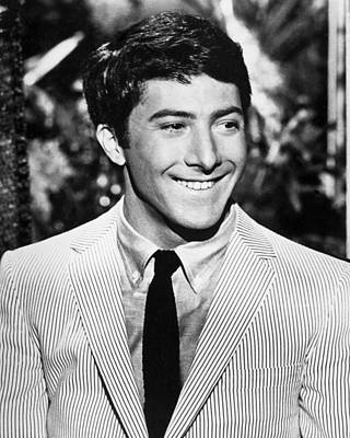 Dustin Hoffman Photograph - Dustin Hoffman by Silver Screen