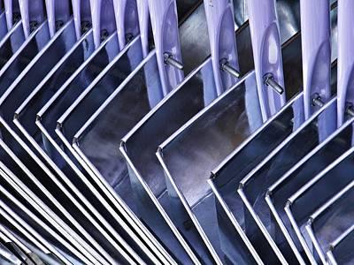 Dustpans Print by Sarah Loft
