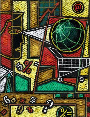 E-commerce Print by Leon Zernitsky