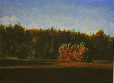 Early Autumn Original by Anees Peterman