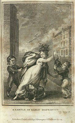 Safeguard Photograph - Early Depravity by British Library
