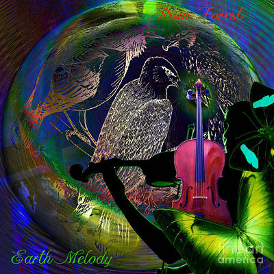 Earth Melody Original by Joseph Mosley