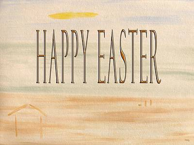 Easter 57 Print by Patrick J Murphy