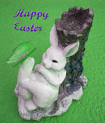 Easter Photograph - Easter Card 2 by Aimee L Maher Photography and Art Visit ALMGallerydotcom