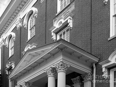 Idea Photograph - Eastern Kentucky University Crabbe Library Detail by University Icons