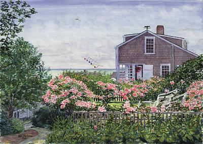Mcentee Painting - Eastward Look by Bill McEntee