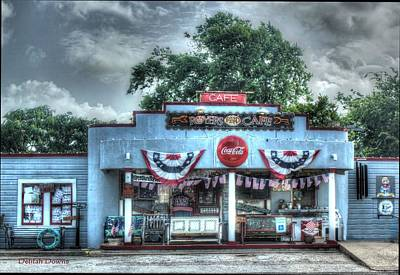 Snack Bar Photograph - Eat Mo' Pie by Delilah Downs