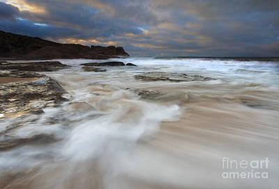 Fleurieu Peninsula Photograph - Ebbtide Sunrise by Mike Dawson