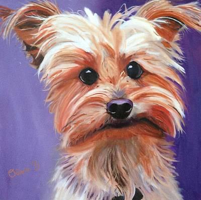 Olivia Painting - Echo  by Olivia Bedrosian
