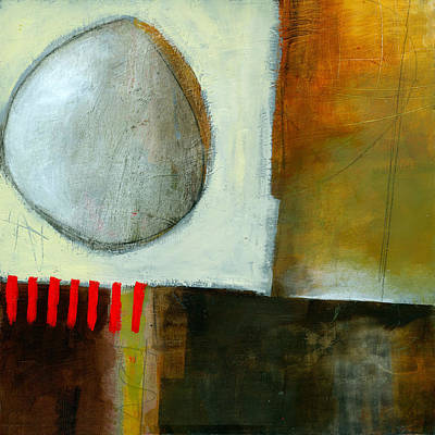 Edge Painting - Edge Location #4 by Jane Davies