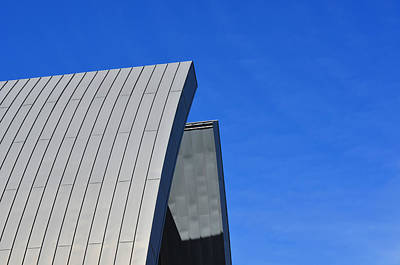 City Art Photograph - Edge Of Heaven - Architectural Photography By Sharon Cummings by Sharon Cummings