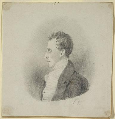 Edward Gardner Print by British Library
