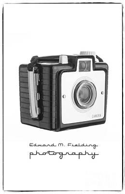 Film Camera Photograph - Edward M. Fielding Photography by Edward Fielding