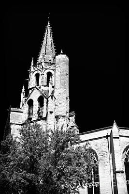 St Pierre Photograph - Eglise St Pierre by John Rizzuto