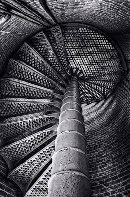 Egmont Key Lighthouse Original by Michael White