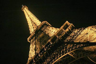 France Photograph - Eiffel by Silvia Bruno
