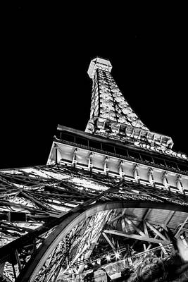 Eiffel Tower Photograph - Industrial Romance by Az Jackson