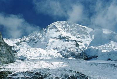 Eiger Nordwand Original by Jan W Faul