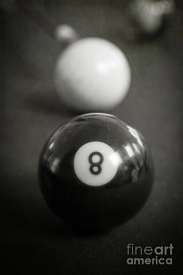Idea Photograph - Eight Ball by Edward Fielding