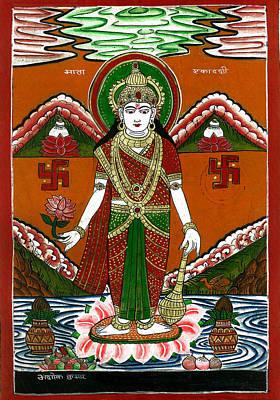 Ek Darshi Mata Vishnu Avatar Original by Ashok Kumar