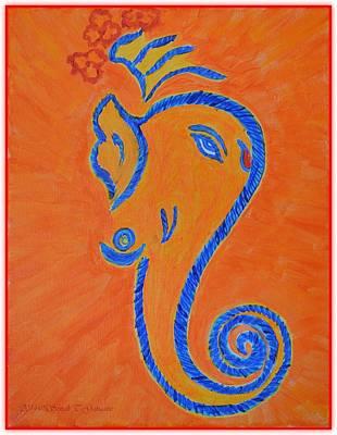 Ekadrishta Print by Sonali Gangane