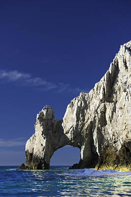 Ethereal Photograph - El Arco by Sebastian Musial