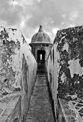 El Moro Sentry Post Print by Jim Chamberlain