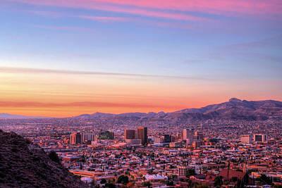 El Paso Print by JC Findley