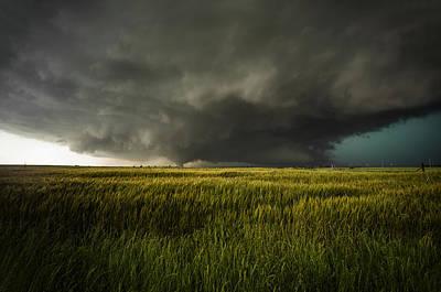 El Reno Tornado Print by Douglas Berry