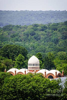Ohio House Photograph - Elephant House At Cincinnati Zoo And Botanical Garden by Paul Velgos