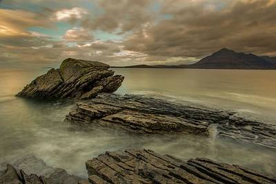 Elgol Photograph - Elgol Bay by Simon Booth