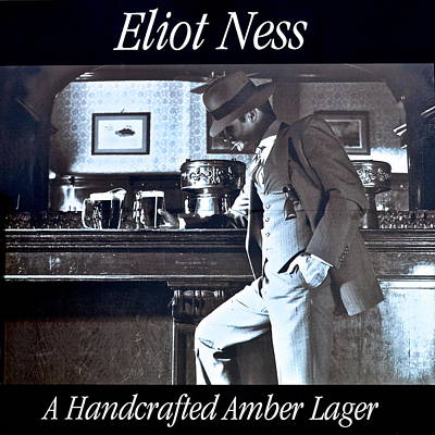 Eliot Ness Print by Frozen in Time Fine Art Photography