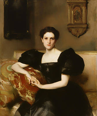 Winthrop Painting - Elizabeth Winthrop Chanler  by Mountain Dreams