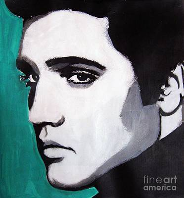 Elvis Print by Venus