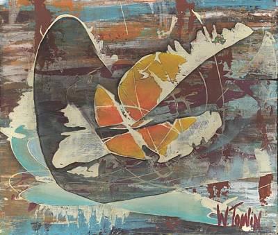 'emerge' Original by Whitney Tomlin