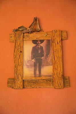 Emiliano Zapata Photograph, El Tuito Print by Douglas Peebles