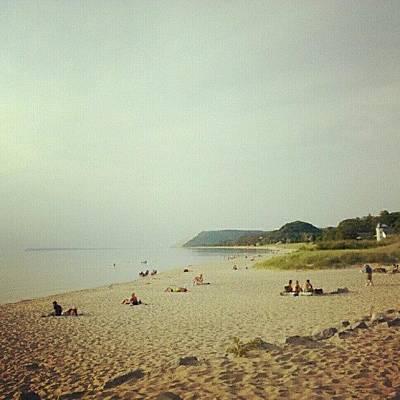 Beach Photograph - Empire Beach by Jill Tuinier
