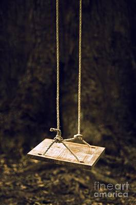 Abduction Photograph - Empty Swing by Carlos Caetano