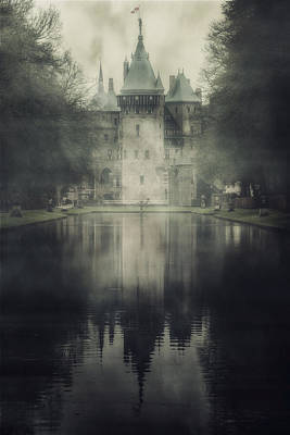 Enchanted Castle Print by Joana Kruse